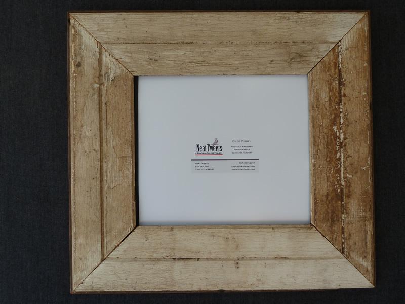wooden frame 8x9