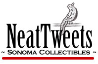 NeatTweets Logo: Sonoma County Collectibles, Northern California